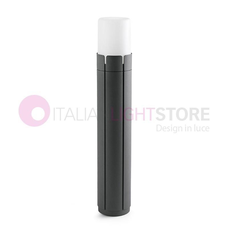 TRAM Paletto Lampioncino Moderno da Esterno Giardino IP65