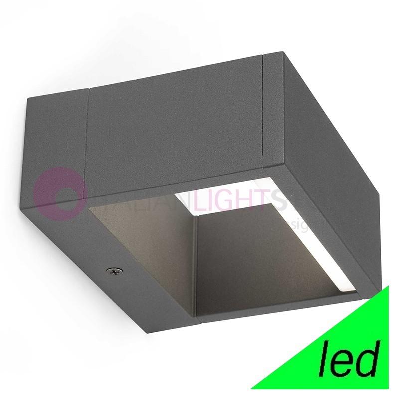 ALP Lampada a Parete LED da Esterno Design Moderno IP54