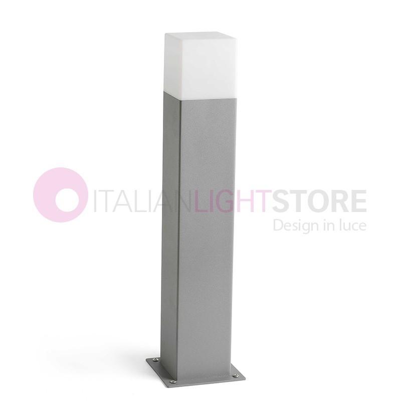 TARRACO Paletto Lampioncino da Giardino Design Moderno IP44