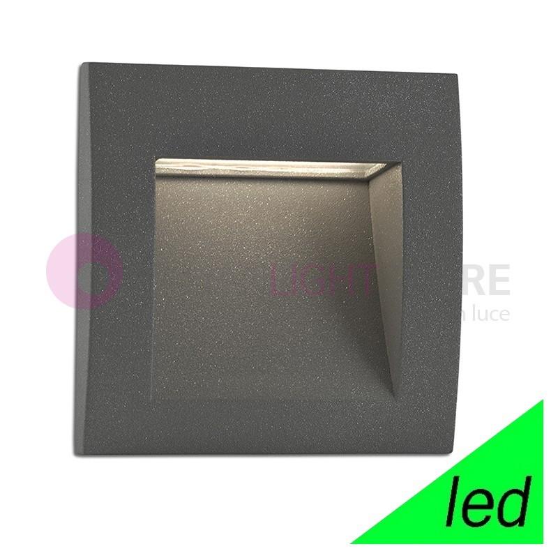 SEDNA-II Spotlight path light Lamp LED Recessed L. 14X14 Outdoor IP65
