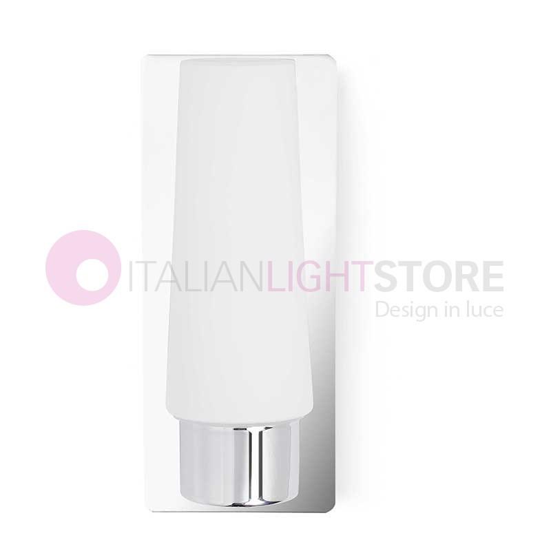 Lampada Da Bagno Per Specchio.Doka Lampada A Parete A Luce Singola Design Moderno Faro
