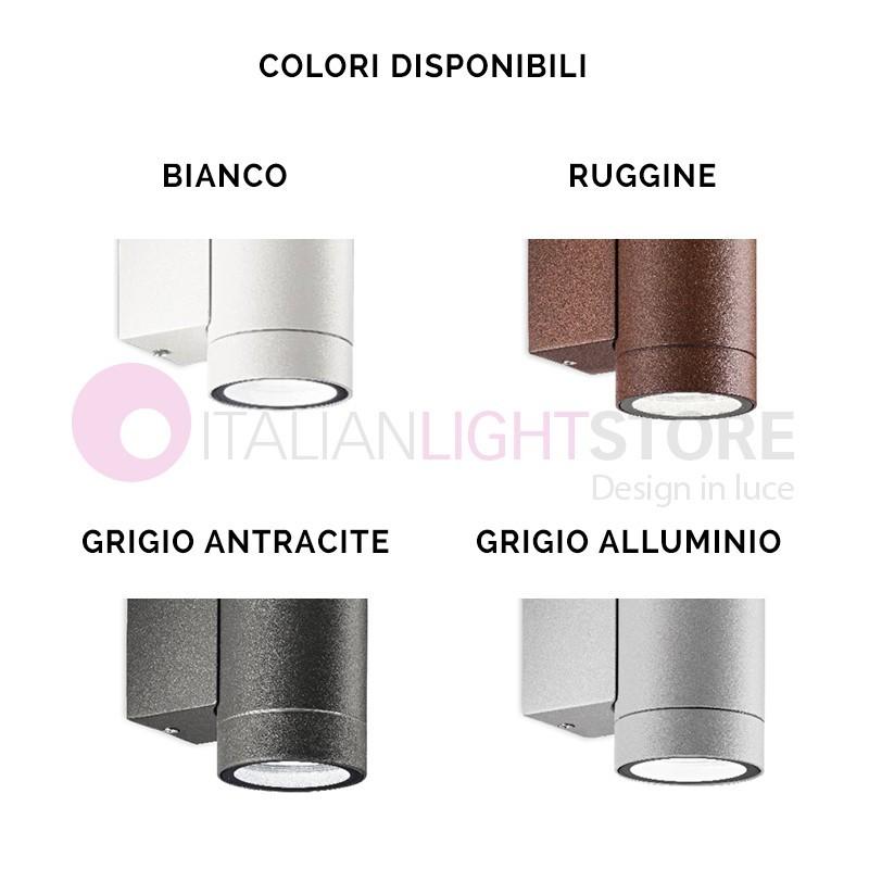 Austin faretto lampada a parete da esterno design moderno - Lampada da esterno a parete ...