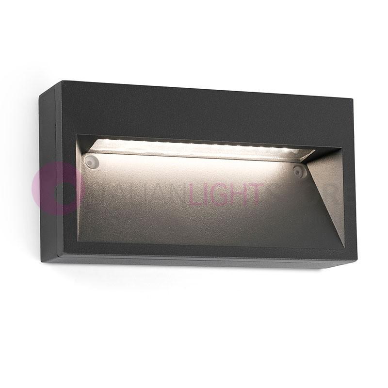Lumière La Mur Ip44 Chemin Extérieur De Lampe Spotlight Led UzVSMp