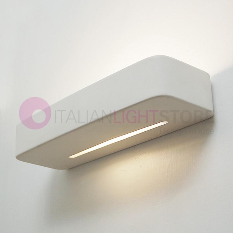 PLANA Ceramic PLASTER GIPSY Wall Washer Light Modern Design