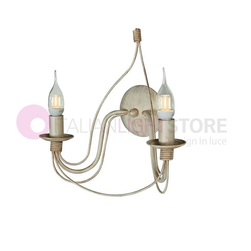 Flamand Appliques Lampe De Mur Dans Le Classique De Style Provençal