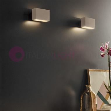 MINIMAL Lampada a Parete Cubetto Led Moderna Design