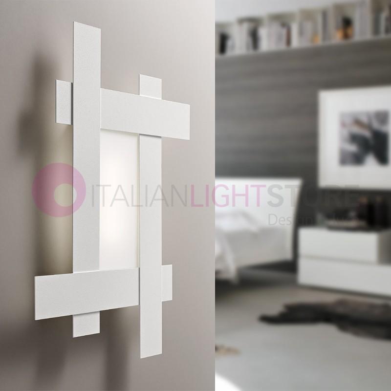 FRAMING Ceiling light Led Modern L. 58X45 Design