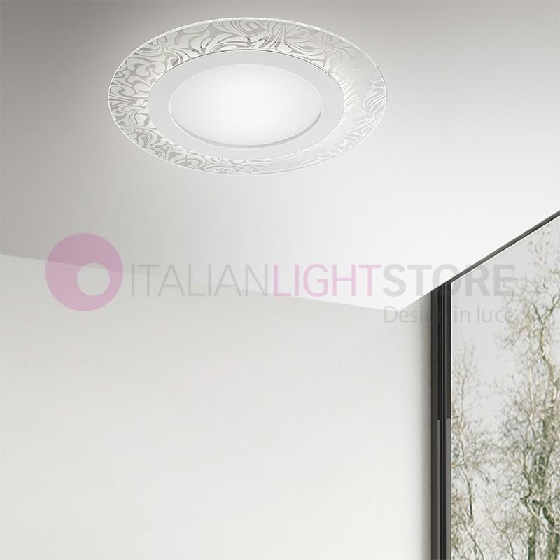 BLOOM Ceiling light with a Modern Led Design d. 55 cm