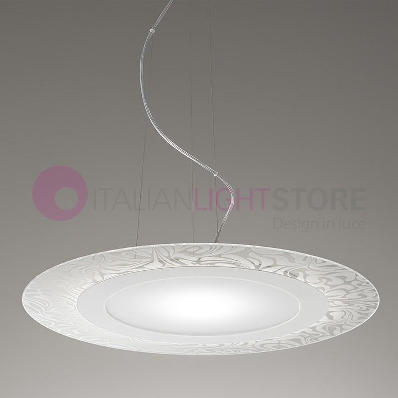 BLOOM Lampada a Sospensione Moderna a Led Design d. 55 cm