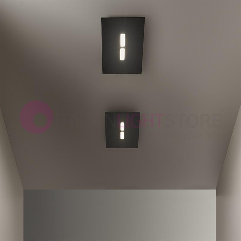 TRATTO Plafoniera Lampada Moderna a Led Design