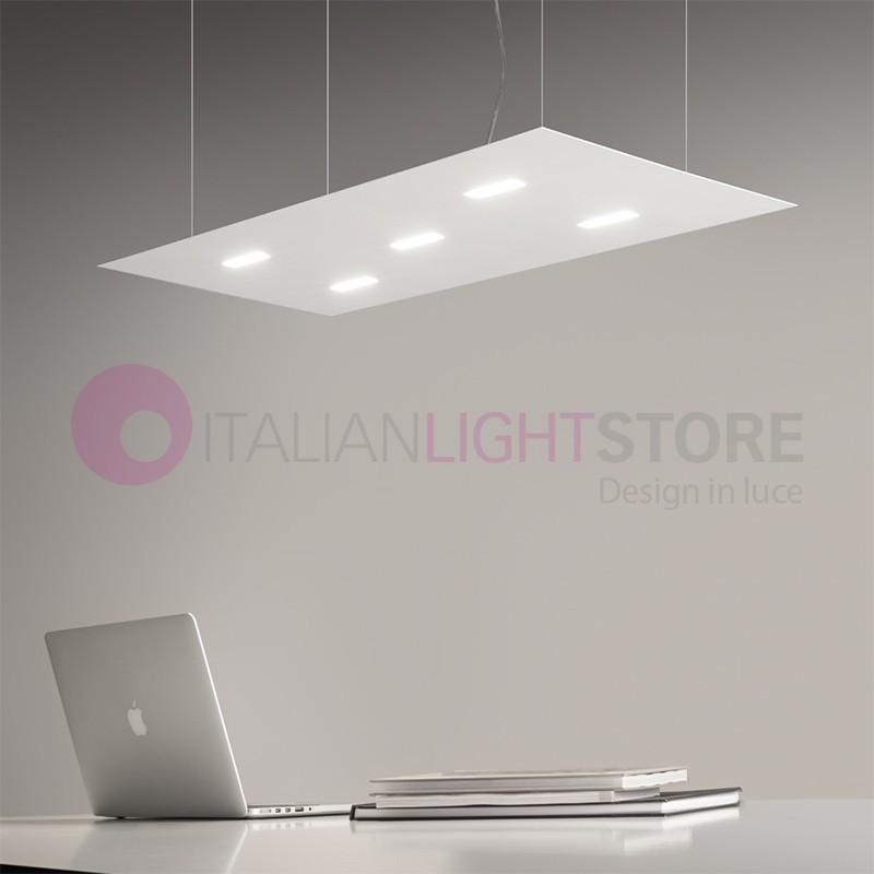 TRATTO Sospensione Lampada Moderna a Led Design