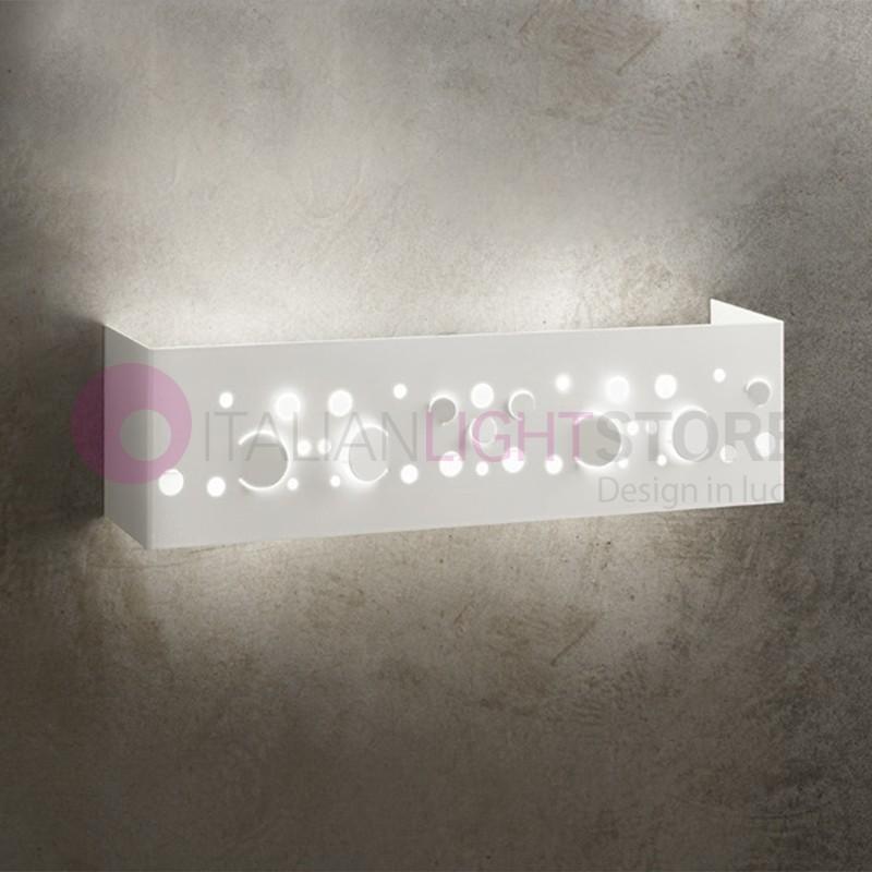 Planète Lampe Métal Appliques Mur De Moderne NOkX8Pn0wZ