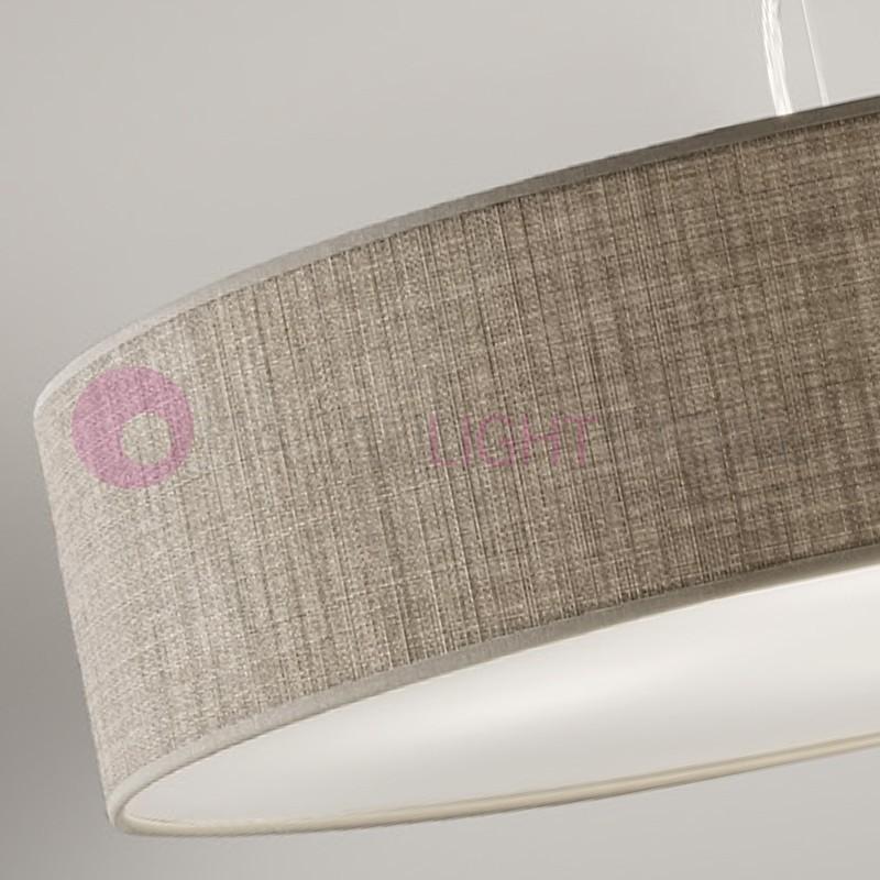 SAHARA Lampadario con Paralume  D. 40 Design Moderno