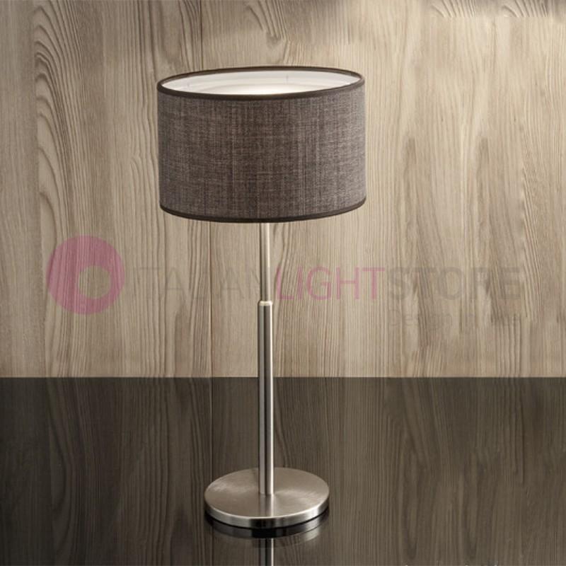 SAHARA Lumetto con Paralume D. 20 Design Moderno
