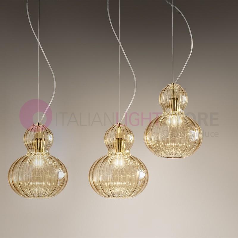 lampade in vetro soffiato italianlightstore. Black Bedroom Furniture Sets. Home Design Ideas