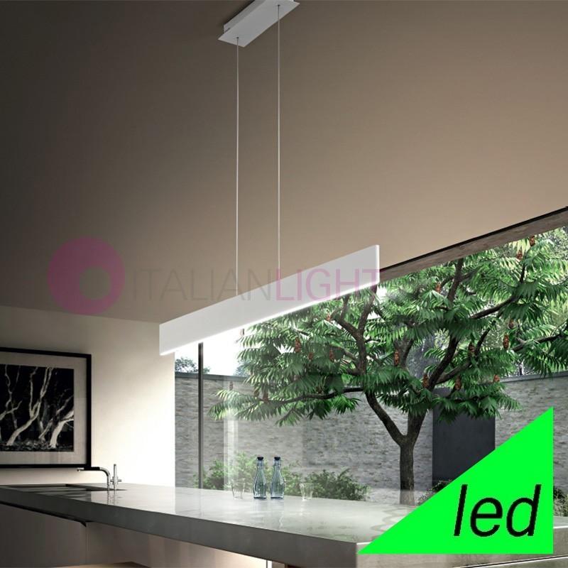 ZIP Lampada a Sospensione a LED Design Moderno
