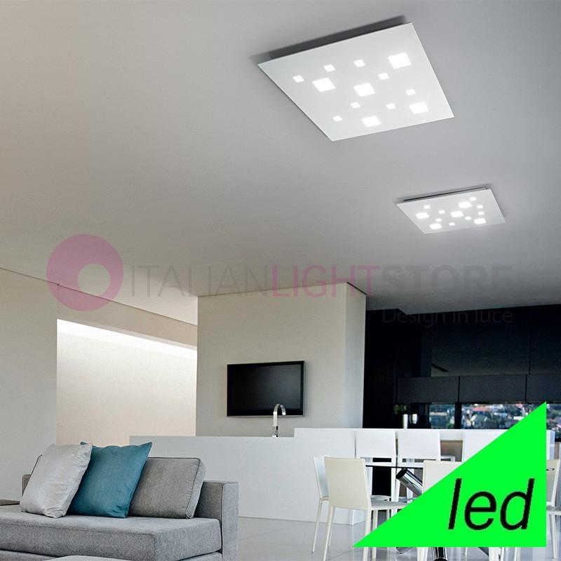 SKOOP Ceiling light Ceiling Lamp LED L. 59,5 Modern Design