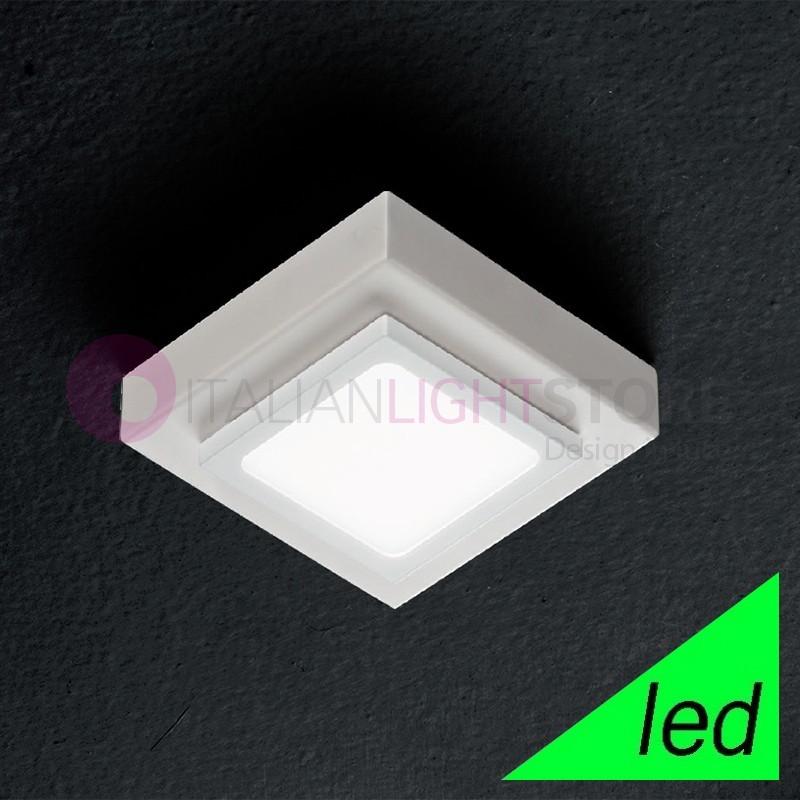 KENDO Applique a parete LED con modulo orientabile L.13 Design Moderno