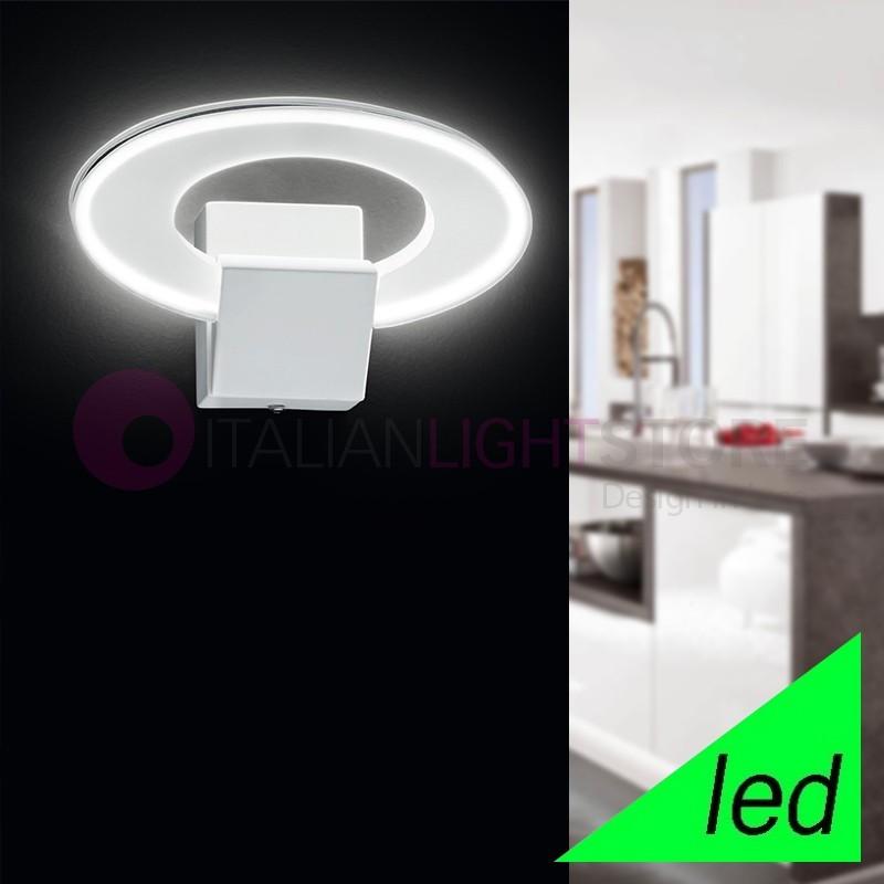 SPIRIT Applique Lampada a Parete a LED L.23 Design Moderno