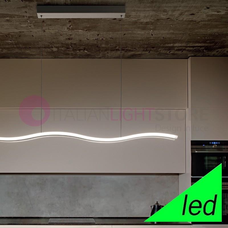 REGENT Lampada a Sospensione a LED Design Moderno | Perenz