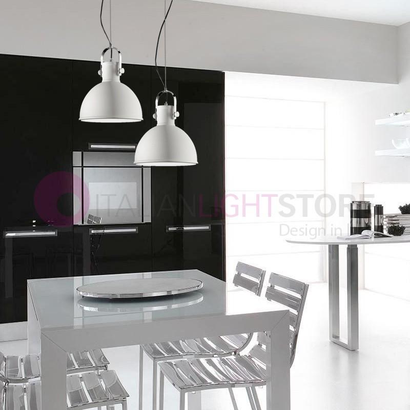 Nepi lampada a sospensione moderna stile industriale perenz for Design industriale