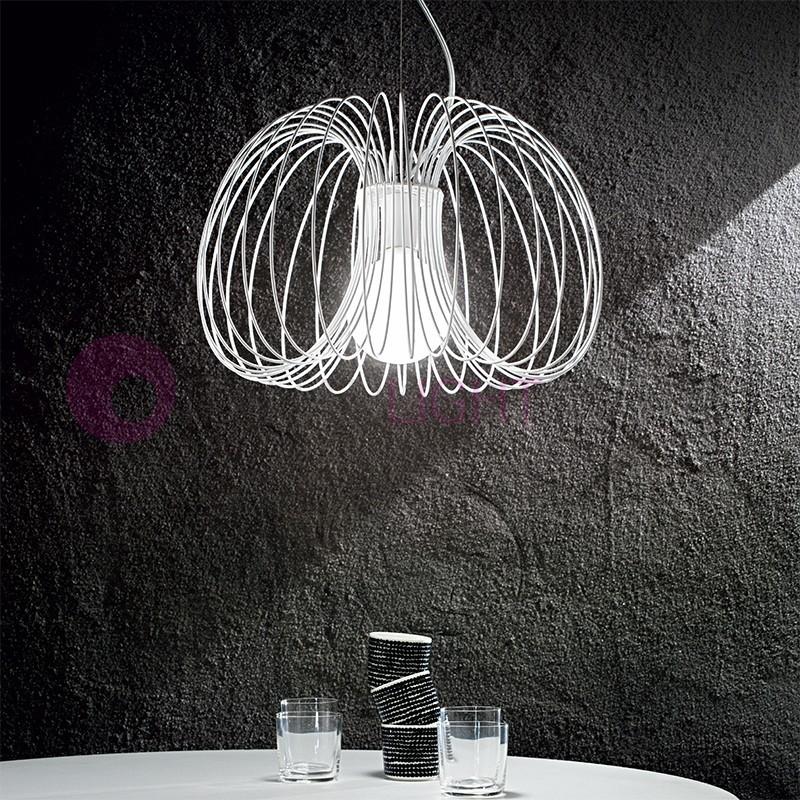 suspension suspensions de style pour votre int rieur 4 italianlightstore. Black Bedroom Furniture Sets. Home Design Ideas