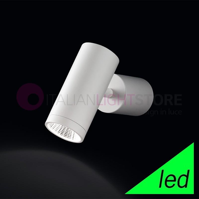 DAB Spotlight Adjustable White LED Modern Design