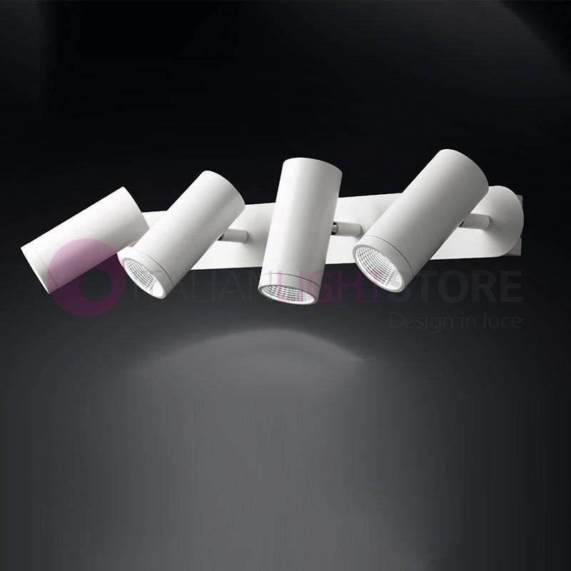 Lampada ceramica parete soffitto spot orientabili con - Lampada led design ...