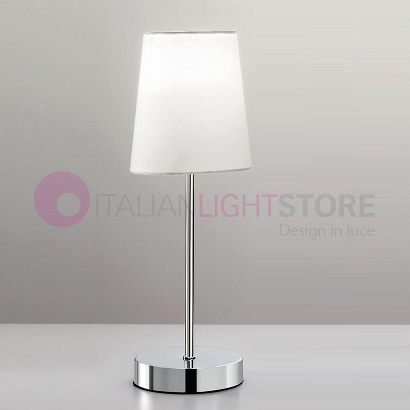 Svlpguqmz Table L'ombre Chrome Romance Chevet Lampe Avec De xBCrdoe