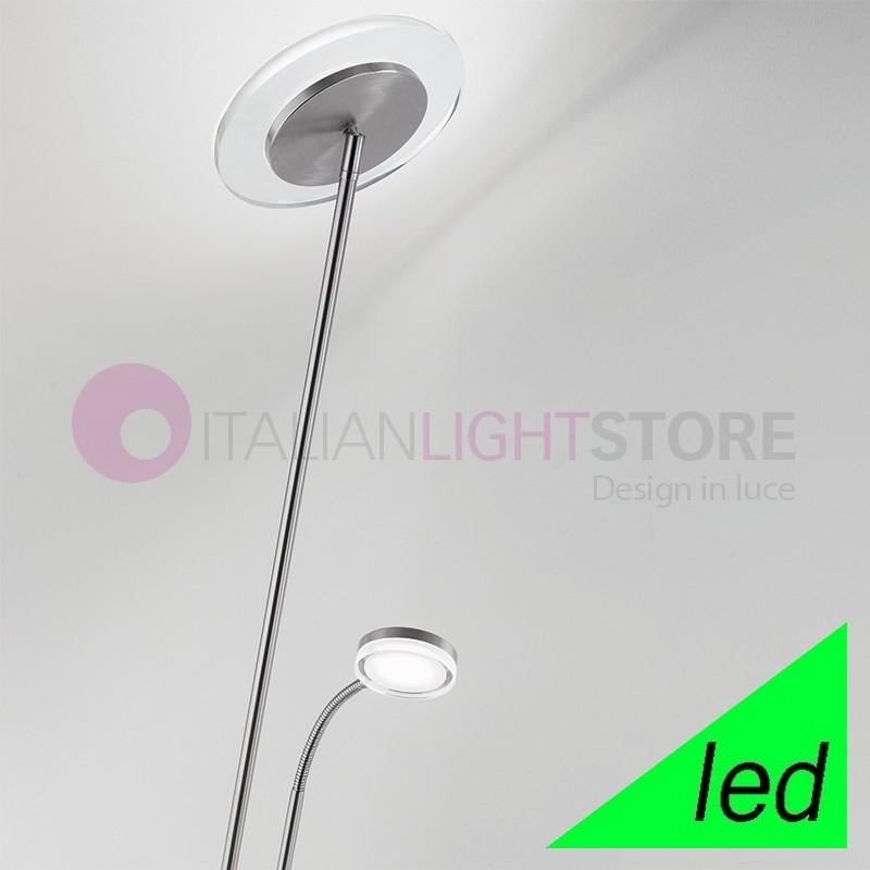 BAHIA Lampada da Terra a LED Design Moderno