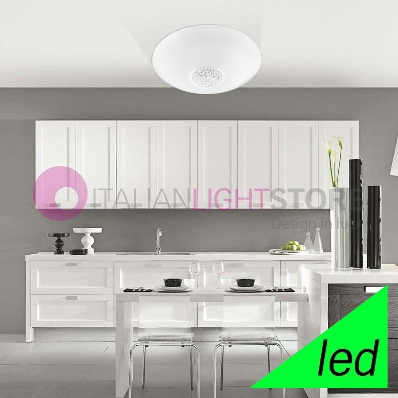 plafond tendu lumineux rectangulaire led design 90x40. Black Bedroom Furniture Sets. Home Design Ideas
