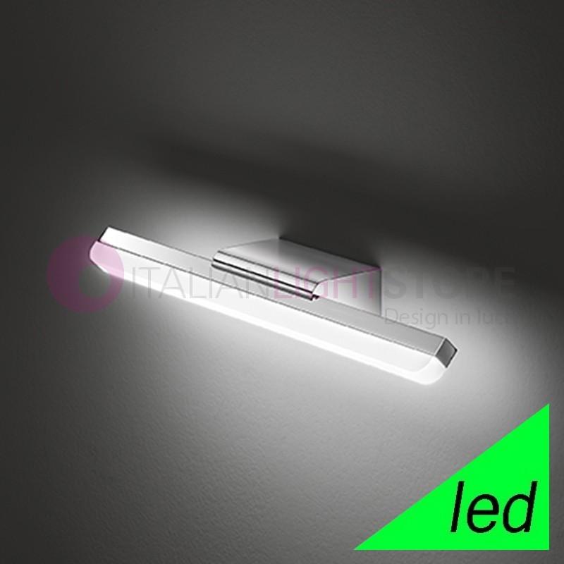 ARTEX Lampada da Parete a LED Cromata L. 40