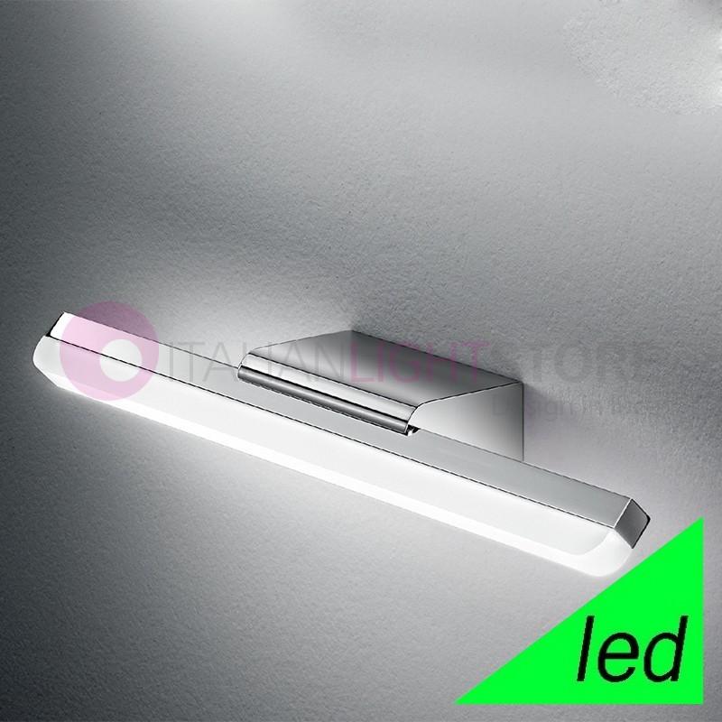 Specchio Bagno 60 X 60.6330 Artex Lampada Led Per Specchio Bagno Moderno Perenz 6330cl