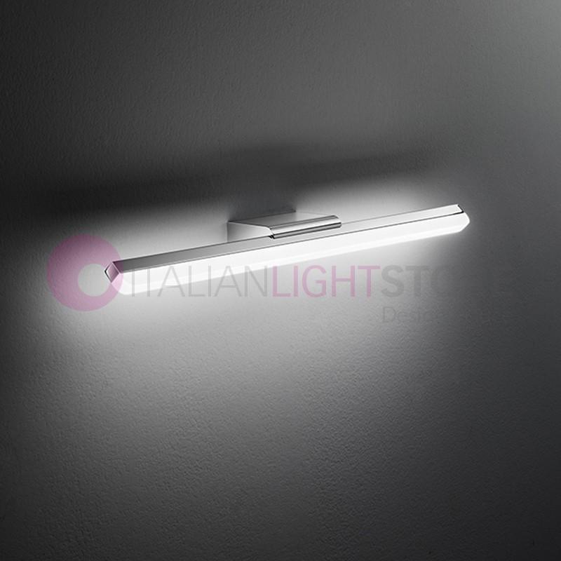 6330 artex lampada led per specchio bagno moderno perenz - Lampada da bagno ...