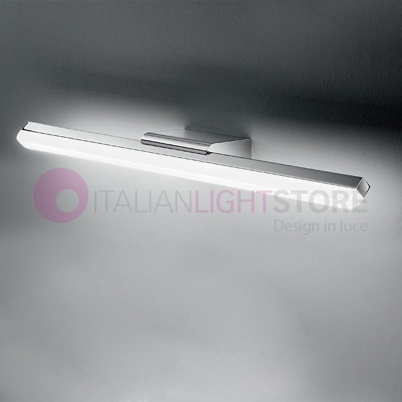 Luce X Specchio Bagno.6331 Artex Lampada Led Per Specchi Quadri Bagno Modeno Perenz 6331cl