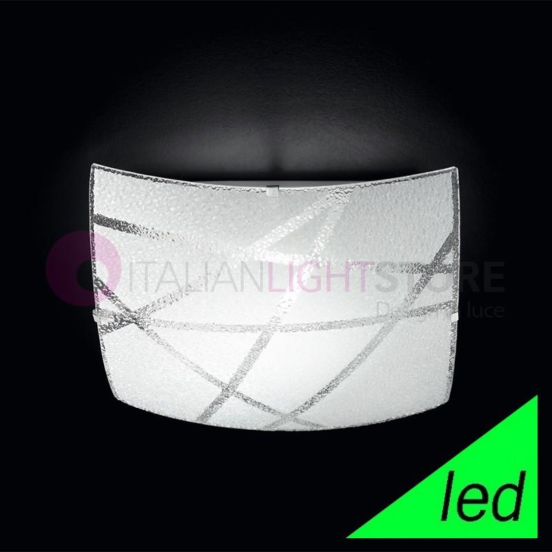 RAIN Ceiling light Ceiling Lamp LED Glass 30x30