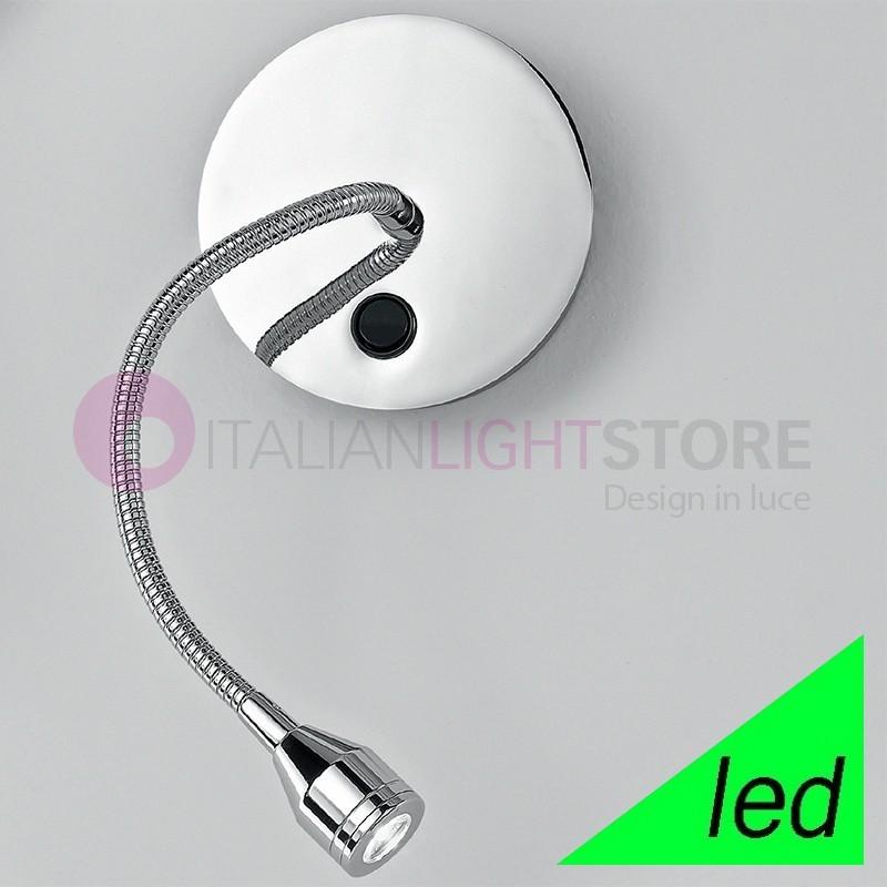 FLEXY Lampada a Parete Applique a LED Flessibile