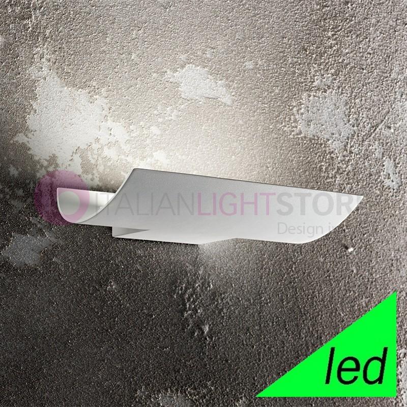 VELA Lampada a Parete Moderna a LED Illuminazione Interni Esterni