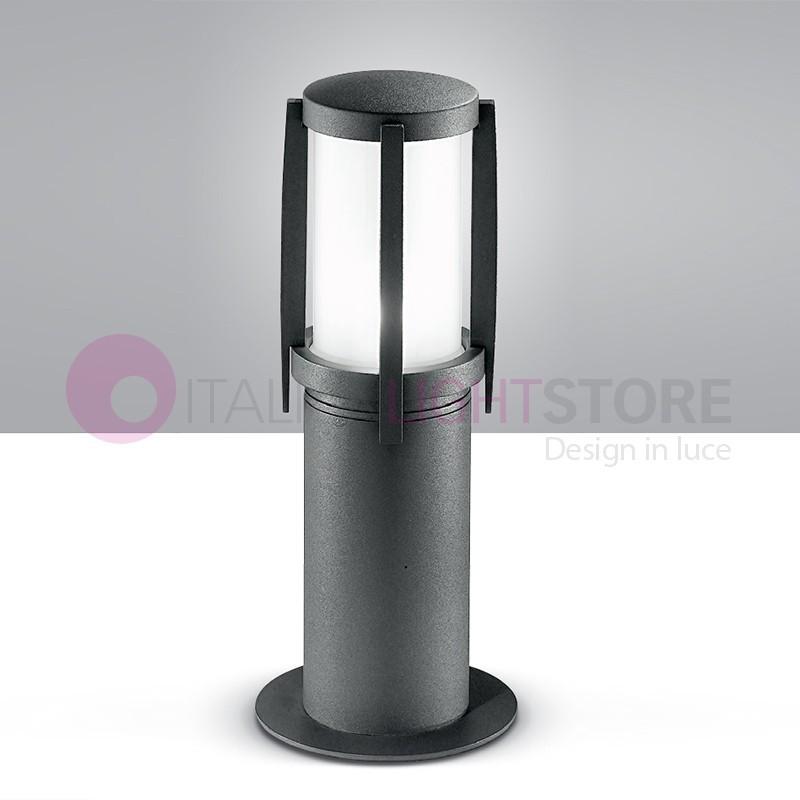 GALASSIA Lampioncino Paletto h 35 per Illuminazione Esterno IP44