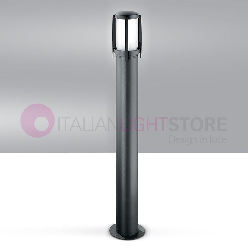 GALASSIA Lampioncino Palo Moderno per Giardino h. 90 cm  | Perenz 5636