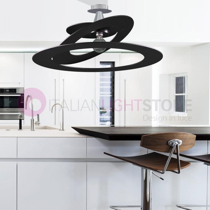 ARIUM Lampada a Soffitto Plafoniera Moderna d. 50 cm