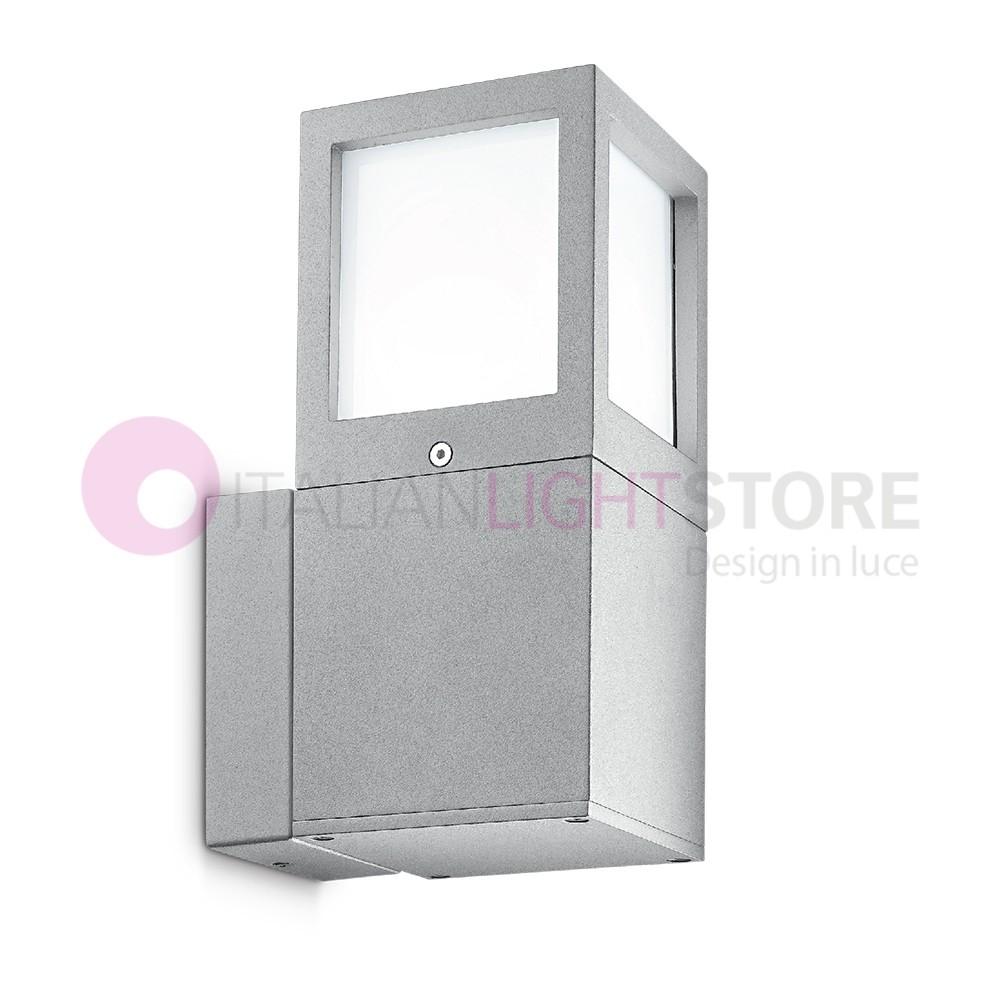 BALTIMORE Lampe de Mur Extérieur Design Moderne IP54 | Gea GES 340