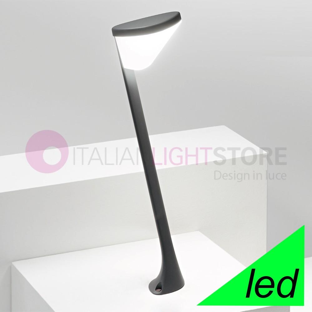 MERCURY Lampioncino a Led Moderno da Esterno IP54 Illuminazione Design