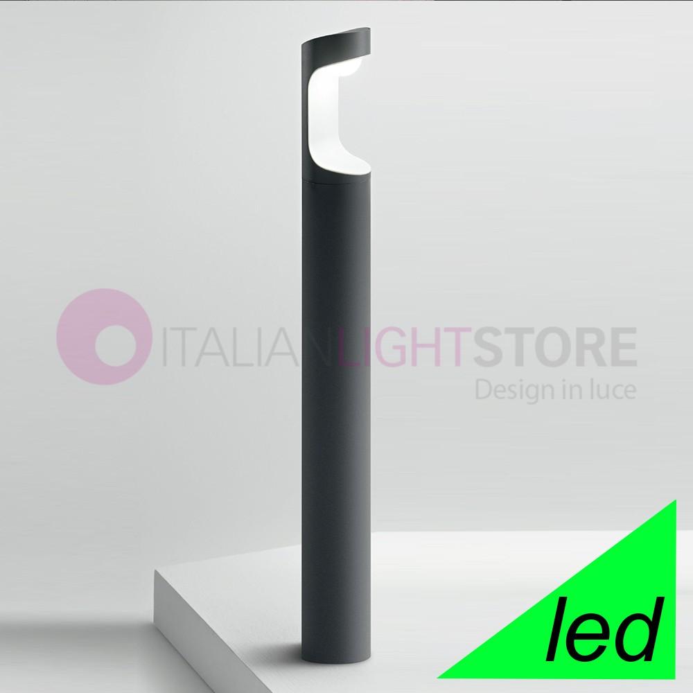 OREGON Lampionce a Led Moderno da Esterno IP54 Illuminazione Giardino Design