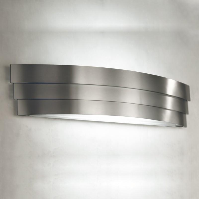 BOLERO Applique da Parete in Metallo L.61 Design Moderno