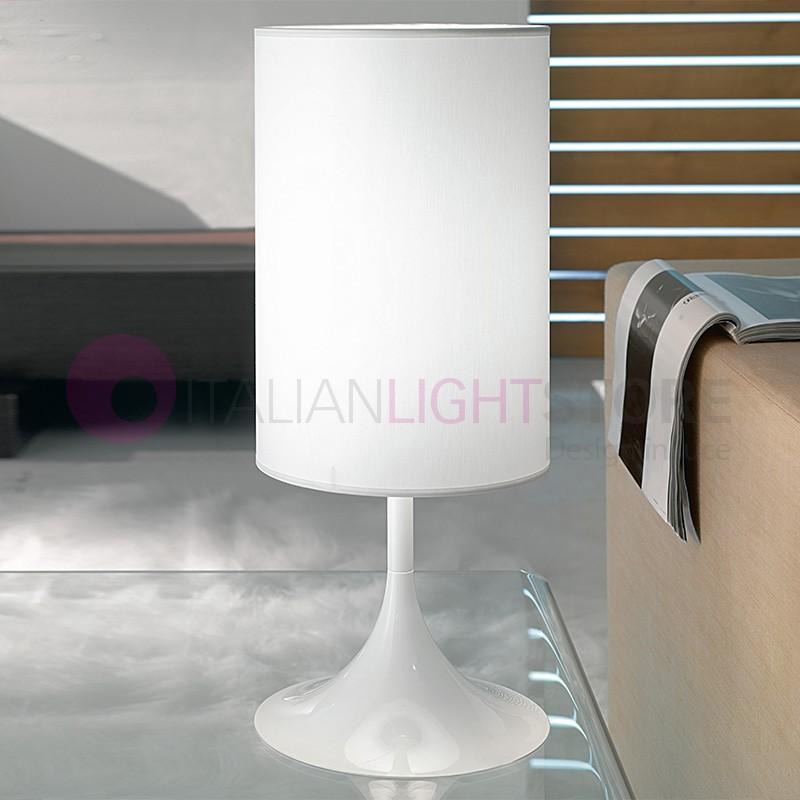 Abat Jour Design.Flute Abat Jour Lamp Shade Cylindrical Fabric Modern Design