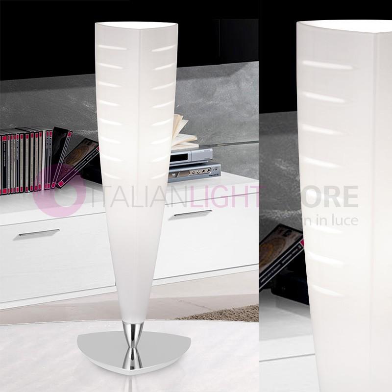 Helios lampada da tavolo design moderno linea zero - Lampada da tavolo di design ...