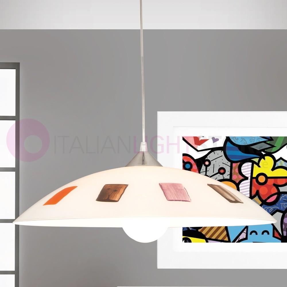Brosses 0043 Lampe Suspension Pour Cuisine Moderne Lam A L