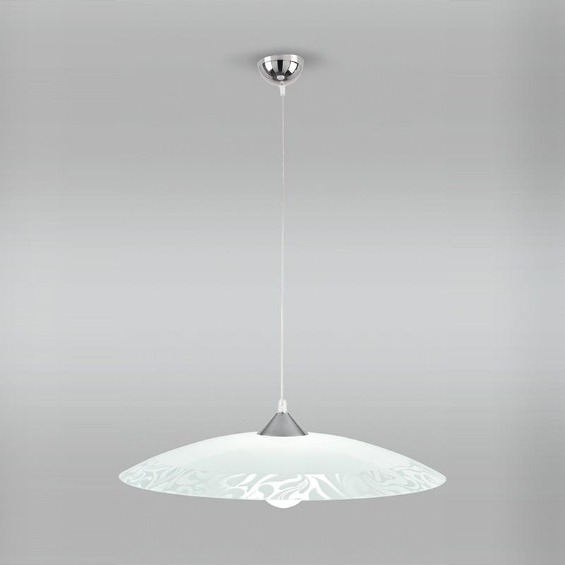 MARBLE Lampadario Sospensione cucina vetro Design Moderno Lam Export