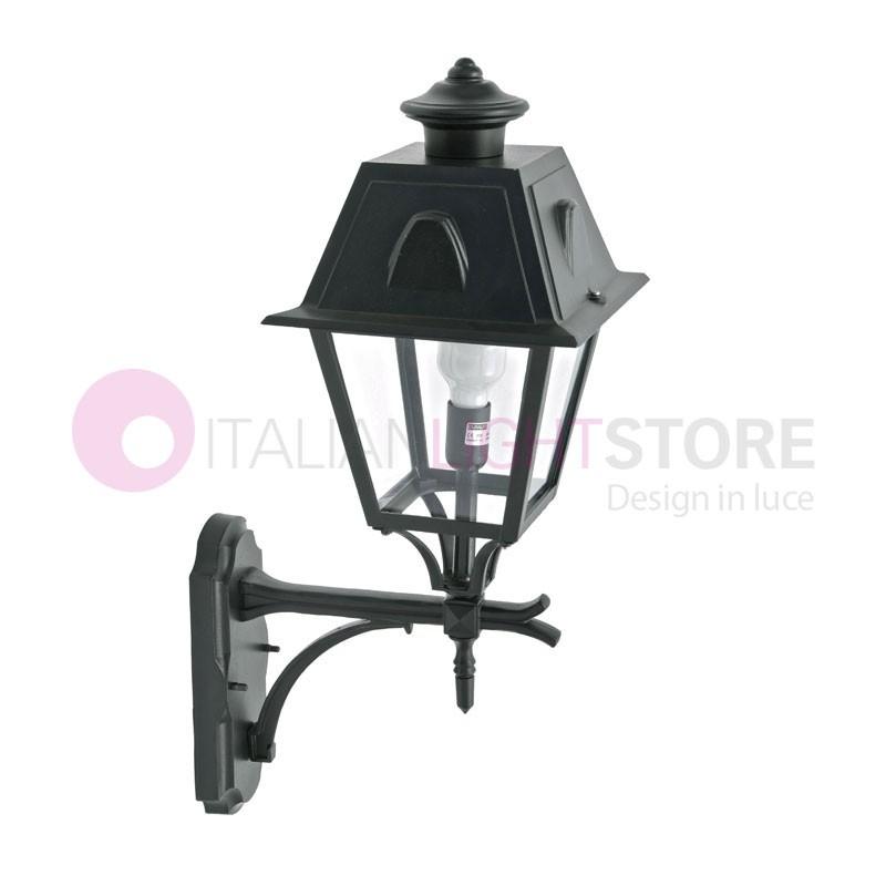athena grande lanterne lampe ext rieure quadra clairage de jardin en plein air. Black Bedroom Furniture Sets. Home Design Ideas